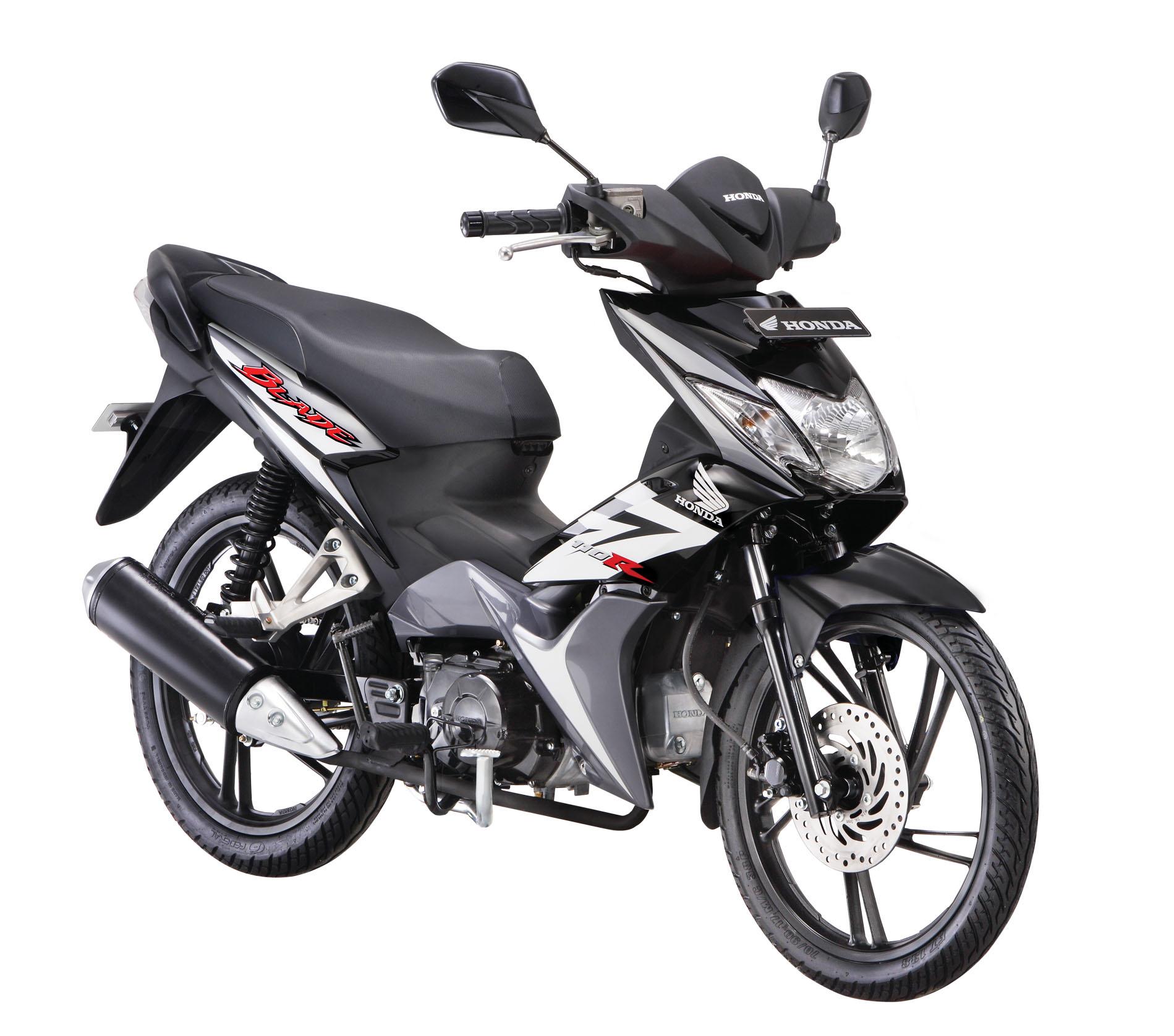 Perbandingan Warna Honda Blade Aiefz As